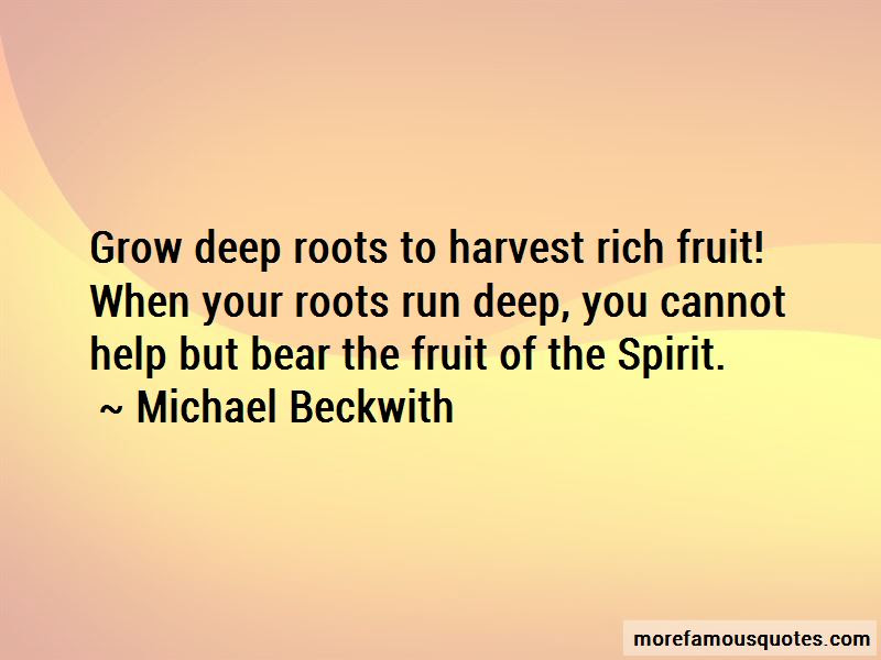 Our Roots Run Deep Quotes Top 8 Quotes About Our Roots Run Deep