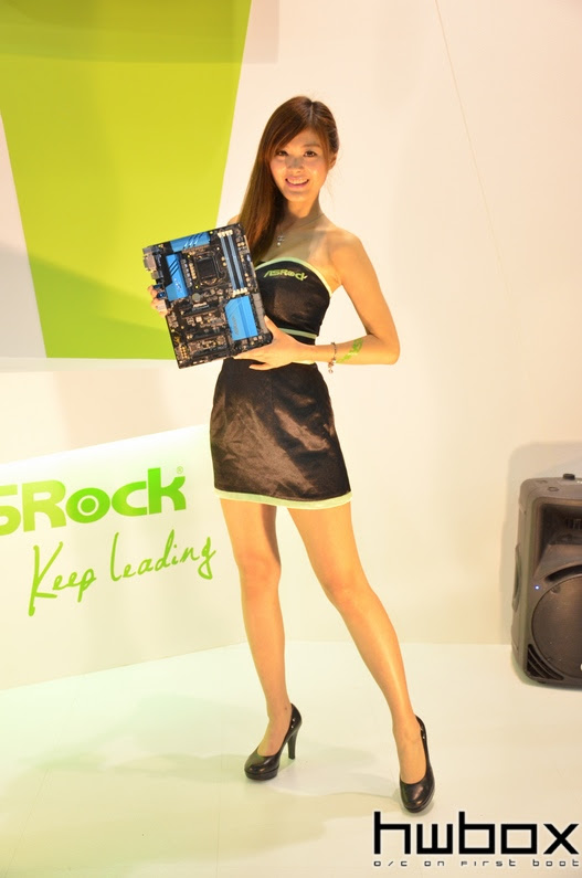 Booth Babes Computex 2014 (87)