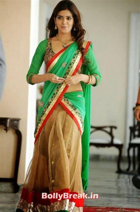 Samantha Pics in Saree   HD Images Free Download   7 Pics