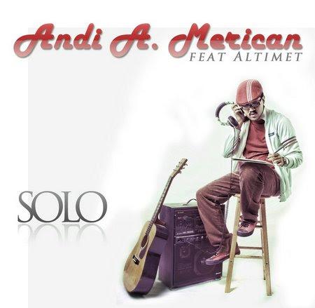 Andi A Merican Cover Album SOLO
