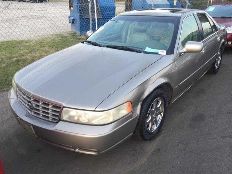 2000 CADILLAC SEVILLE STS for sale in Lexington