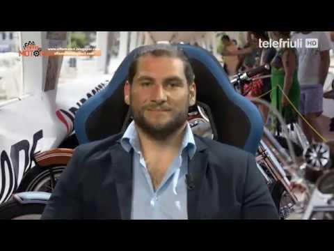 A Telefriuli Persello, Prisco e Bertolutti.