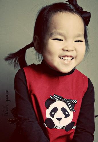 panda dress