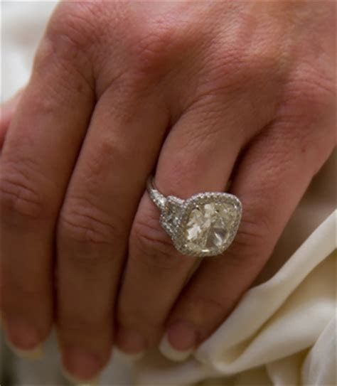 Kim Zolciak Engagement Ring (The Real Housewives of