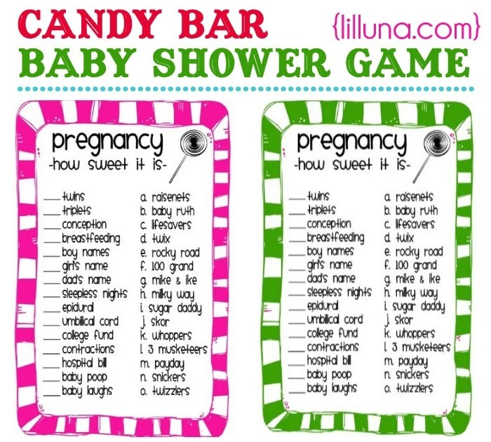 Baby Shower Games Best Baby Decoration