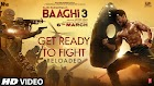 GET READY TO FIGHT RELOADED LYRICS - Pranaay | Baaghi 3
