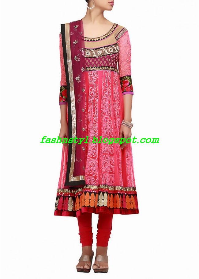 Anarkali-Fancy-Embroidered-Churidar-Frock-New-Fashion-For-Girls-by-Designer-Kalki-7