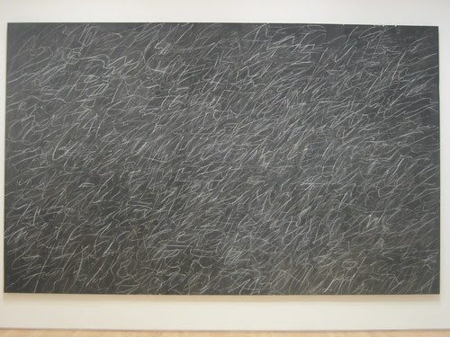Untitled [Rome], 1971, Cy Twombly // Calder to Warhol: Introducing the Fisher Collection, SFMOMA _6611