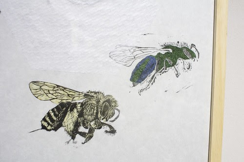 Detail of The Bees