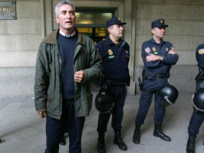Diego Cañamero en una imagen de 2006.