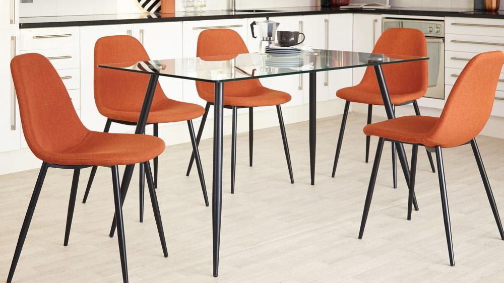 mẫu thiết kế bàn ghế ăn