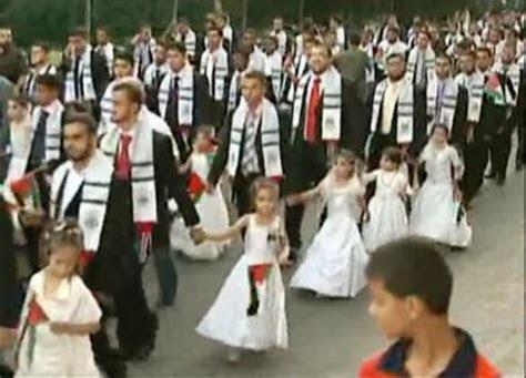 Hamas Denies Holding Mass Kiddie Marriage