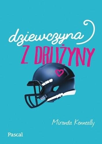 Okładka książki Dziewczyna z drużyny