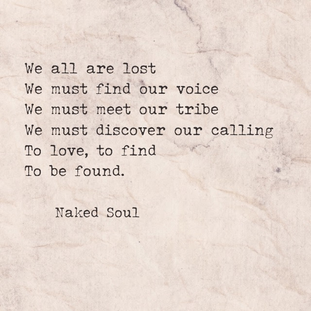 Naked Soul Quotes And Poems The Naked Soul Blog