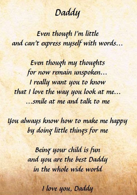 Father To Son Quotes Poems