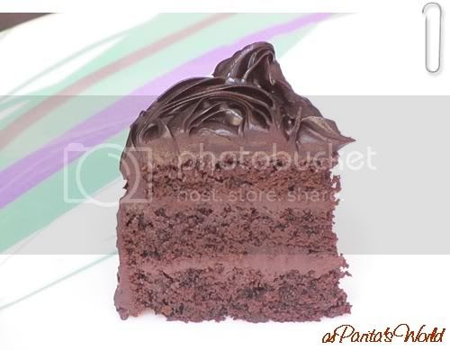 Chocolate Ganache Cake, visit paritaskitchen.blogspot.com for the recipe!