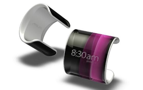 Asus Waveface concept phone