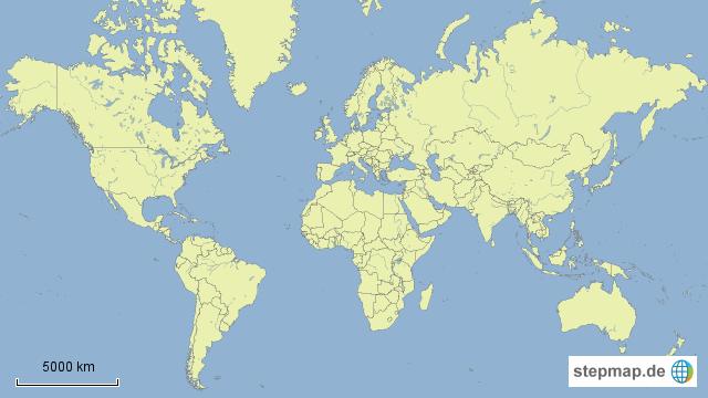 Naher Osten Karte Ohne Beschriftung.25 Luxus Karte Europa Ohne Beschriftung