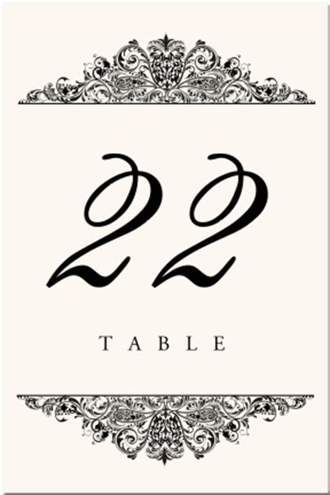 Paisley Buddhist Hindu Wedding Table Cards,Indian Table
