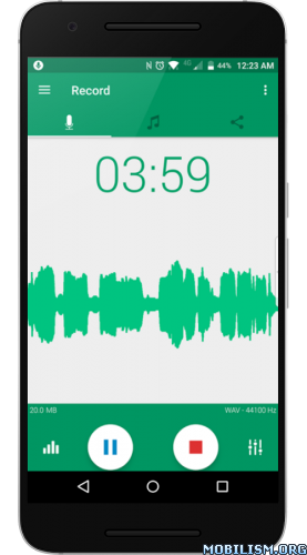 Download)++Parrot - Voice Recorder v3 1 7 [Pro]Apk Premium