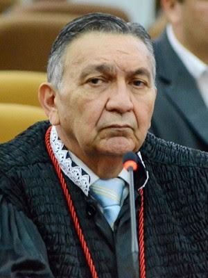 Desembargador Megbel Abdala foi aposentado compulsoriamente pelo CNJ (Foto: Divulgação/TJMA)