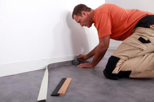 Schutz vor Schmutz und Wasser: PVC-Boden in der Küche ...