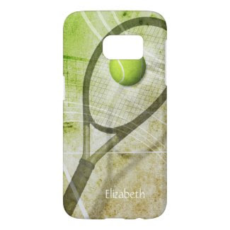 Women's Tennis Samsung S7 case