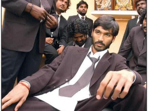 Dhanush The hero