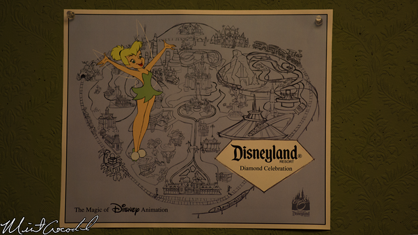 Disneyland Resort, Disneyland, Main Street U.S.A., Ink and Paint , 60th Anniversary, Merchandise