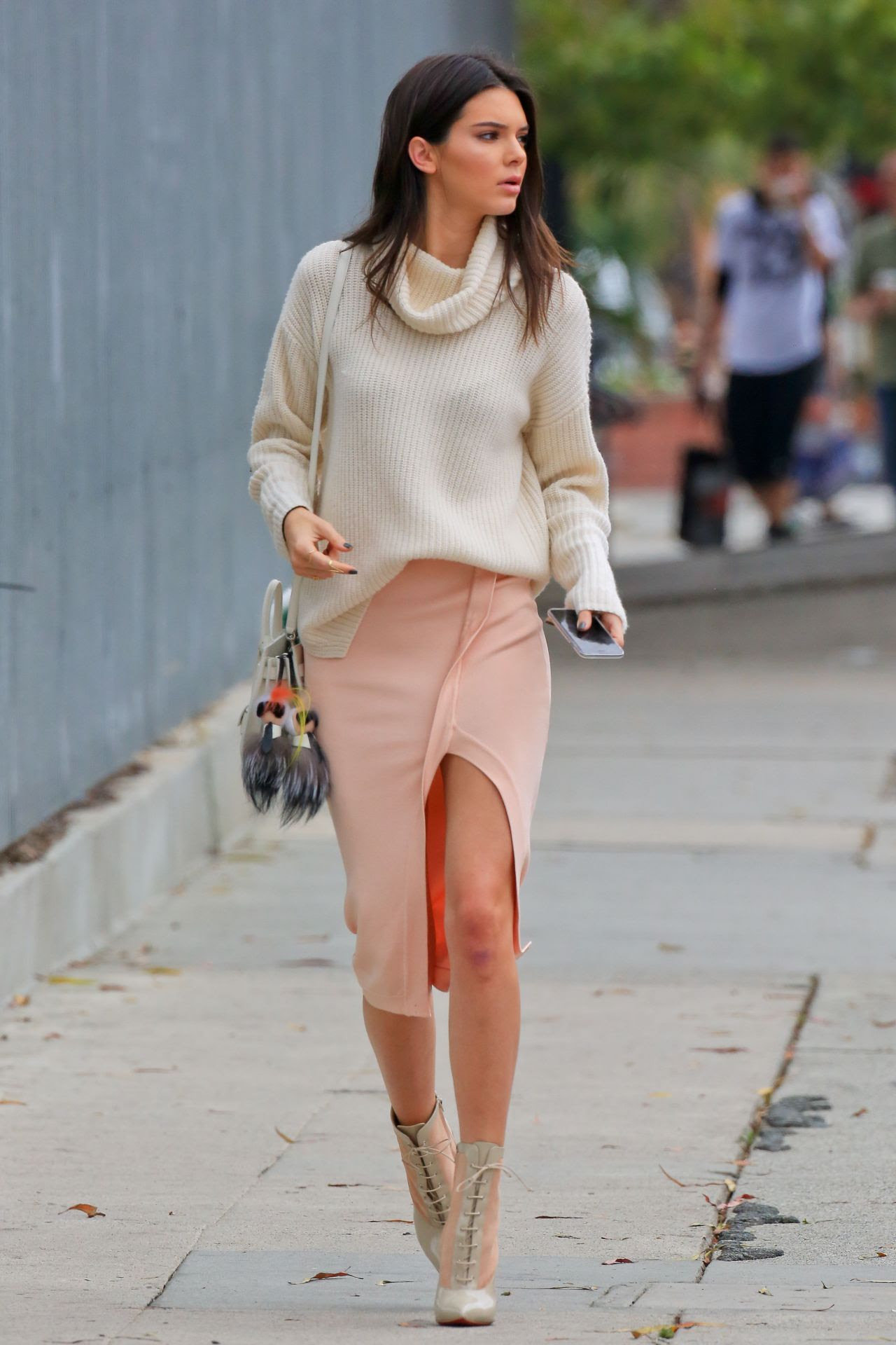 kendall jenner style  out in los angeles june 2015