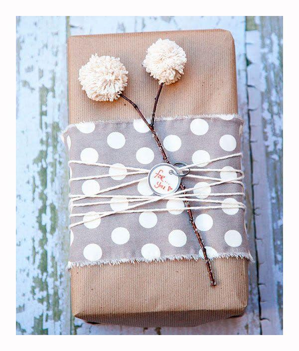 envolver regalos originales