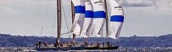 J/44s sailing American YC Series