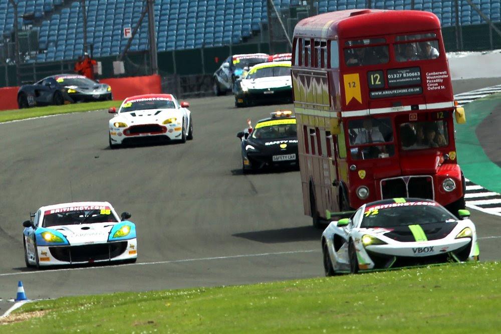 Tickets please: all aboard for British GT's Silverstone Safari!