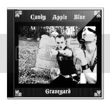 Graveyard, Candy Apple Blue