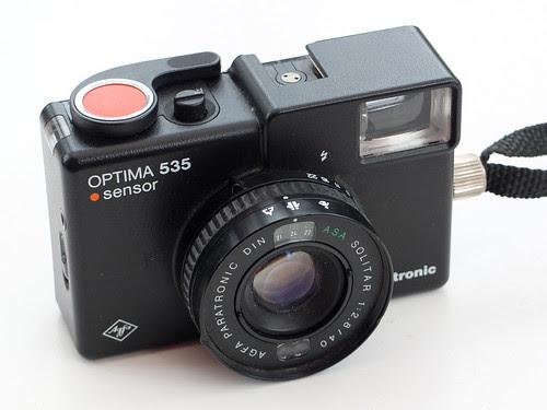 Agfa Optima 535 Sensor by pho-Tony