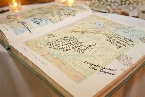 Unique Guest Book Ideas: I Love You For a Thousand Years