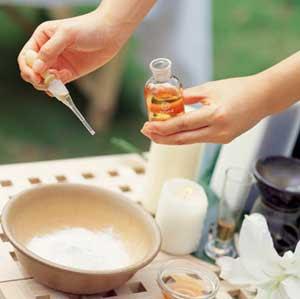 Aprenda a receita do desodorante natural