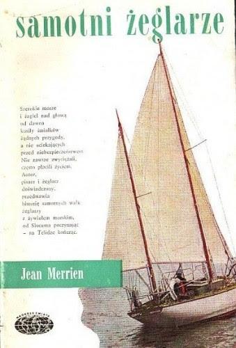 Okładka książki Samotni żeglarze