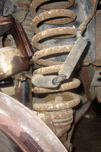 Ford Ranger Front Brakes Bearings And Rear Brake Line