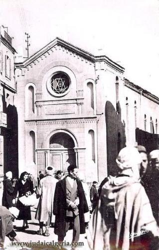 Constantine La Synagogue