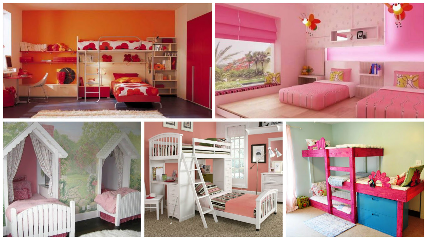 Bedroom Ideas For Sister And Brother Bedroom Decorating