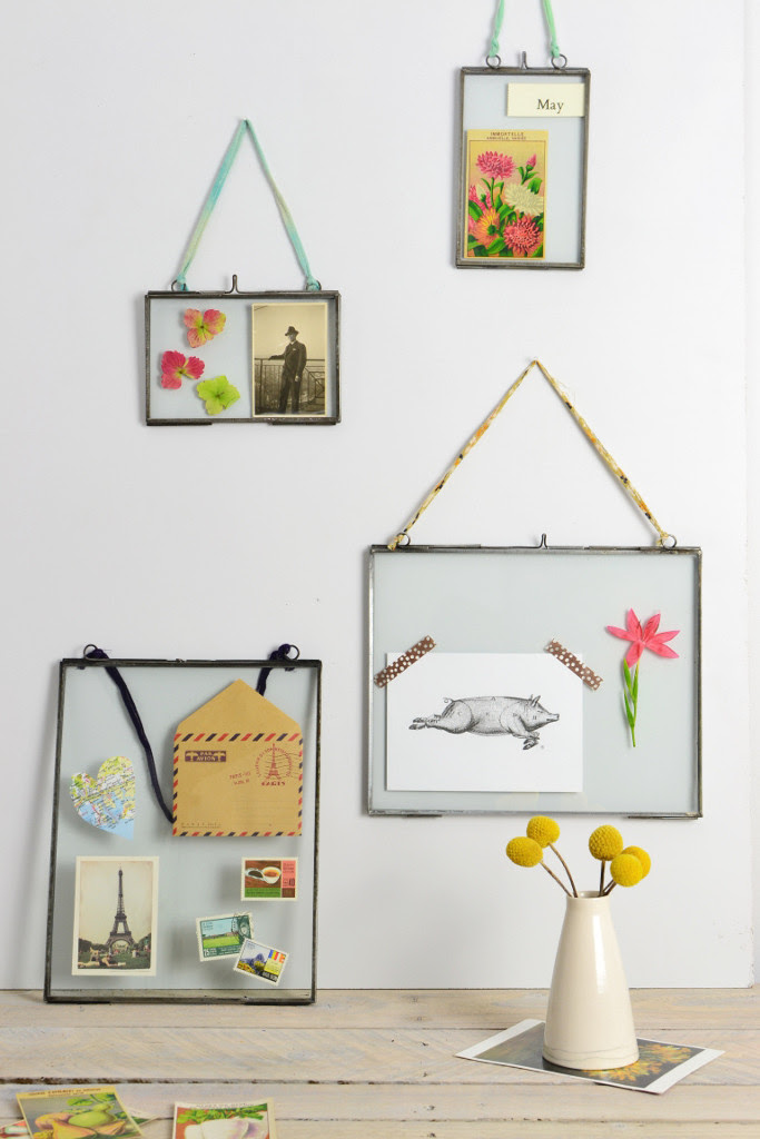 Styling Ideas For Double Sided Picture Frames Decorators Notebook