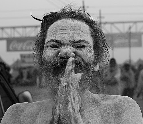 The Naga Babas Of India Maha Kumbh by firoze shakir photographerno1