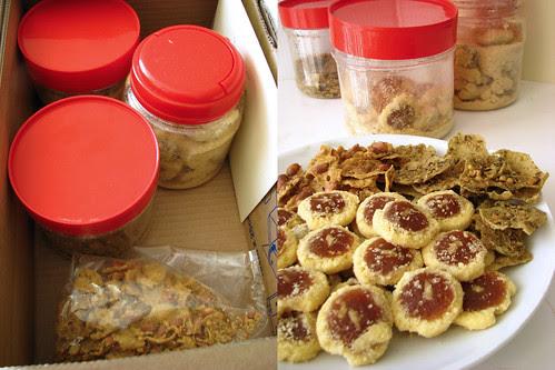 kuih hari raya cookies