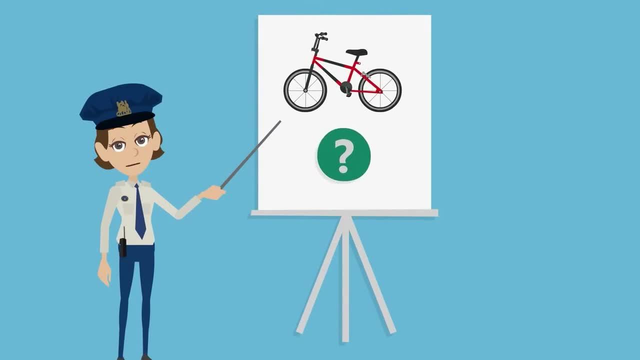 Trafik Güvenliği Ve Trafik Işaretleri Bisikletimize Nerede