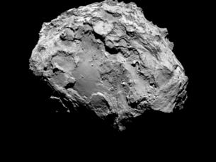 Comet on 3 August 2014