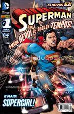 Superman #1 - Os Novos 52