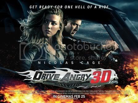 Drive Angry 3D
