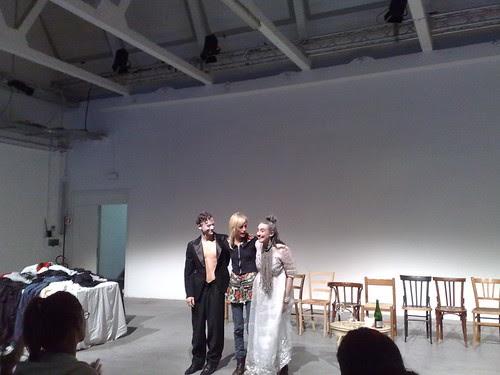 Zsofia Vàri al Quartett by durishti