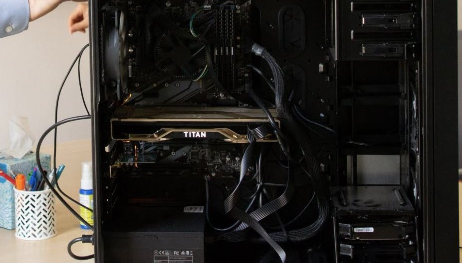 Nvidia Titan RTX release date, news and features